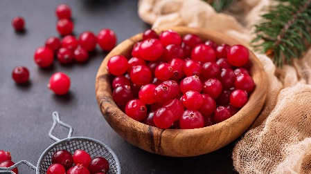 Cranberry Amazing Facts