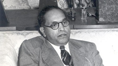 Father of Indian Constitution – Dr. Ambedkar