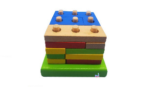 Geometry Assembly Building Blocks