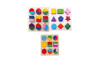 Geometry Matching Puzzles