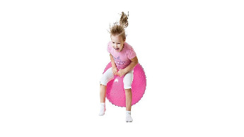 Hopping Bouncing Ball