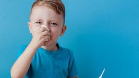 Increasing child's immunity
