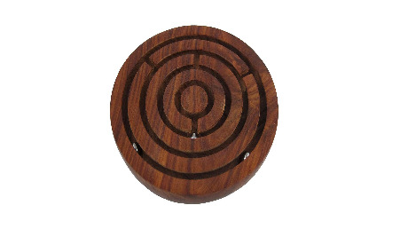 Labyrinth: Ball-in-A-Maze Puzzles