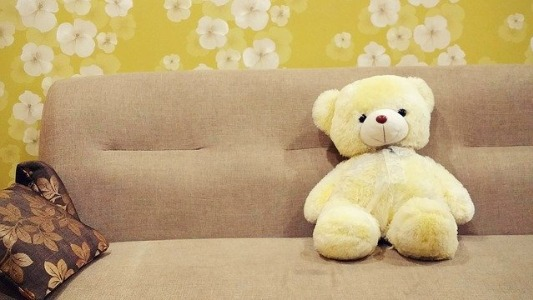Lonely Teddybear