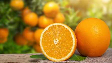 Orange Amazing Facts