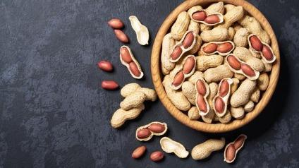 Peanuts Amazing Facts