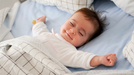 Sleepwear tips for babies
