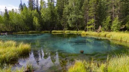 The Magic Lake