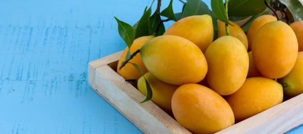 The proud mango