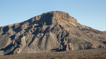 The strong mountain