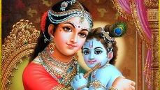 Yashoda Discovers about Krishna