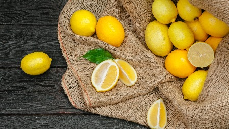 Lemon Amazing Facts