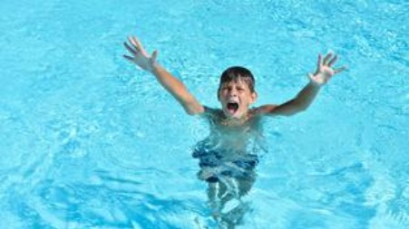 Emergency situation with children: Drowning