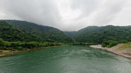 The Mountain and the River
