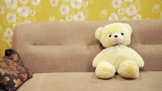 Lonely Teddybear