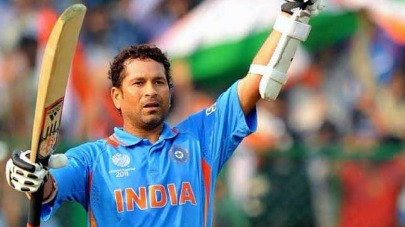 Sachin's passion for cricket