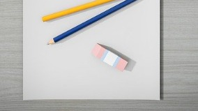 The Pencil and The Eraser