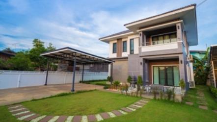 Min's house