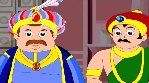 How Akbar Met Birbal