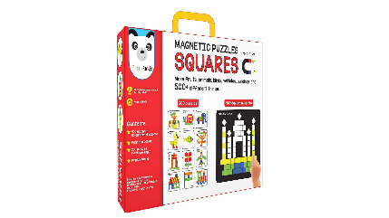 Magnetic Puzzle Board