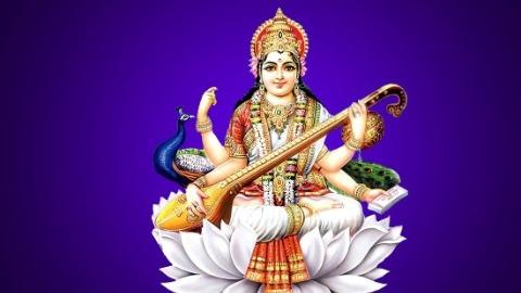 The Origin of Sarawati