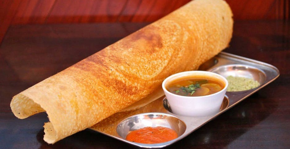The story of a Dosa